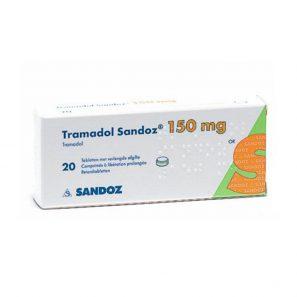 Tramadol HCl Retard 150mg