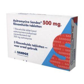 Azitromycine pillen tegen gelachtszieke en of soa kopen