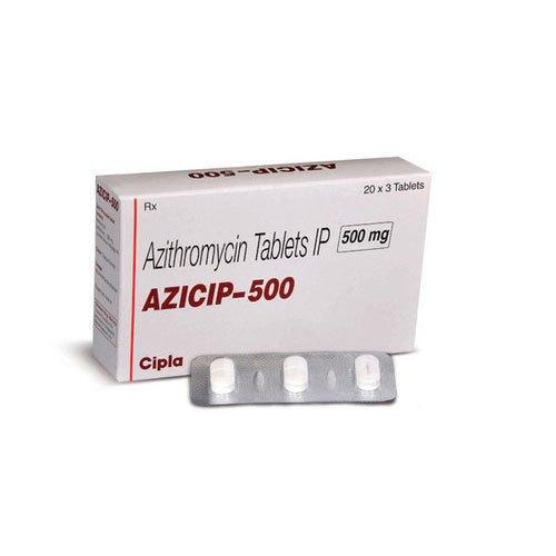 Azithromycine 500mg (Cipla)