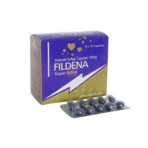Fildena-Super-Active-100mg kopen