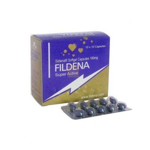 Fildena Super Active 100mg kopen